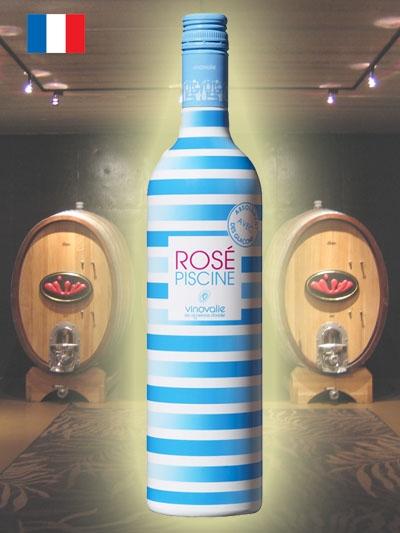 Vinho Rosé Piscine França