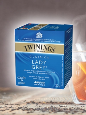 Chá Lady Grey Twinings