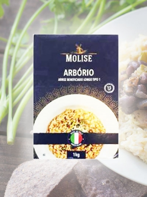Arroz Árboreo Molize Beneficiado