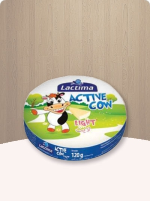 Cream Cheese Active Cow Lactima