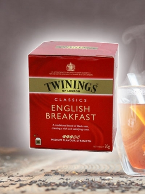 Chá English Breakfast Twinings