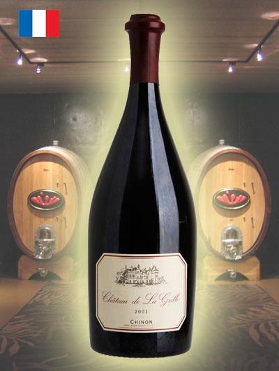Vinho Tinto Château de La Grille