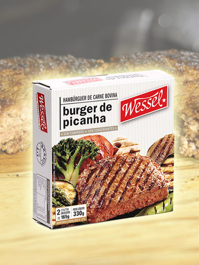 Big Burger Picanha Wessel